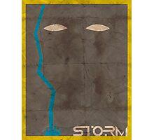 Minimalist Storm Photographic Print