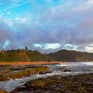 Turimetta morning by Doug Cliff