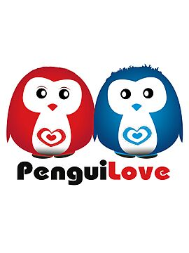 PenguiLove2 by idGee Designs