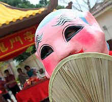 Chinese New Year Da Tou Wa Wa (Big Head Doll) by jacobmoss