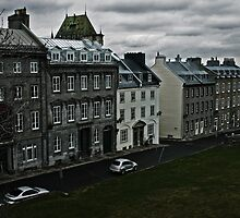 Old Quebec City by Matt Rattray