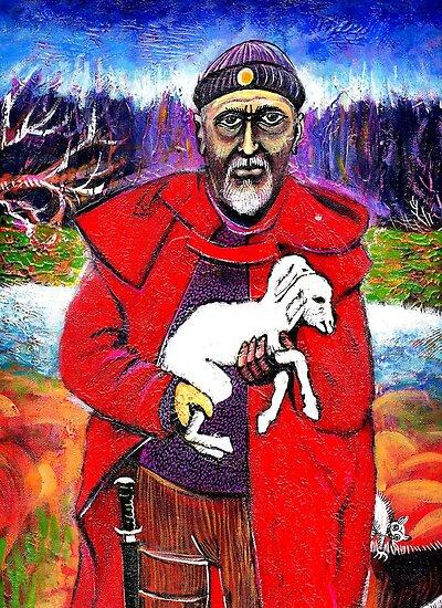 The Good Shepherd by ivDAnu