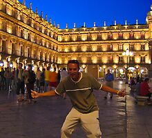 Silly in Spain by Dean Cunningham