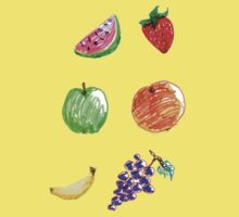 Fruity fun for everyone! by Simone Pullar-Wells