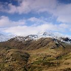 Mount Snowdon by janrique
