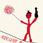 Cirque du Soleil by metrostation