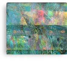 Swinging Towards Spring Canvas Print