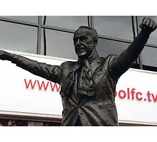 Shankly - 'he made the people happy' by footypix