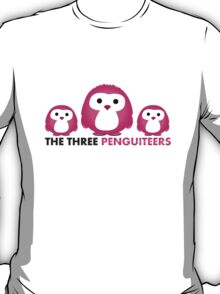 The three Penguiteers T-Shirt