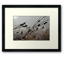 Strong Enough to Bend Framed Print