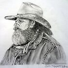 Old American Cowboy 01 by JimmyT