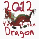 Year of the Dragon 2012 by Ginny Luttrell