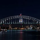 Sydney Harbour by TedmBinegas