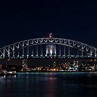 Sydney Harbour by TedmBinegas