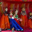 Indian Puppet Dance by spectramynd