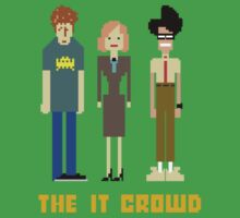 The IT Crowd by SallyDiamonds