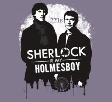 Sherlock  by Tom Trager