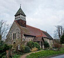 St Mary, Stodmarsh by Dave Godden