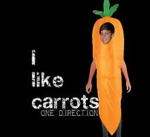 I like carrots by kelsee13