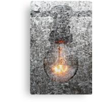 Bulb Canvas Print