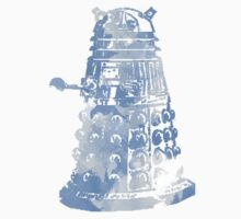 Dalek Blue by nimbusnought