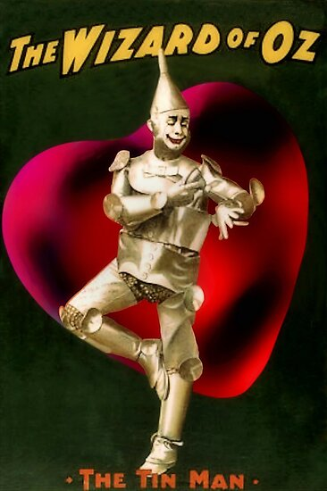 Tin Man With Heart by SuddenJim