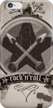 rock'n'roll by krassrocks