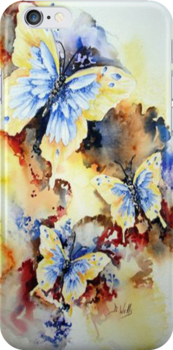 Freedom I phone cover by Bev  Wells