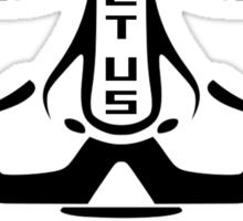We are legion Sticker