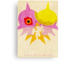 Majora Canvas Print