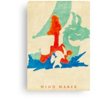 Waker Canvas Print