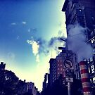 City Steam by gkilkis