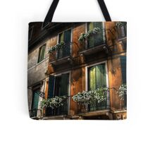 Rooms With A View - Venice, Italy Tote Bag