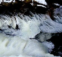 The Frozen River Bed by HELUA