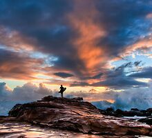 Surf Alone by Mike Salway