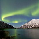 Aurora Reflection II by Frank Olsen
