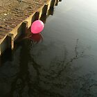 swimming balloon by LisaBeth
