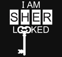 I AM SHER LOCKED by bomdesignz