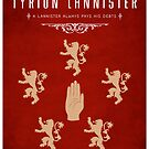 Tyrion Lannister Personal Sigil by liquidsouldes