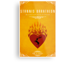 Stannis Baratheon Personal Sigil Metal Print