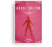 House Bolton Metal Print
