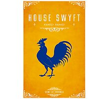House Swyft Photographic Print