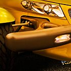 Yellow Prowler Detail by ChasSinklier