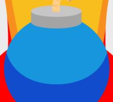 Bomb Shop Logo Sticker