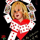 ✿♥‿♥✿   Queen of Hearts Valentine ✿♥‿♥✿    by ╰⊰✿ℒᵒᶹᵉ Bonita✿⊱╮ Lalonde✿⊱╮