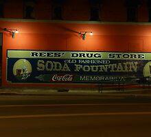 Rees's Drug Store by GloverGeek
