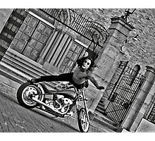 The Draven Tailwhip Photographic Print