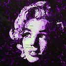Marilyn_Violet by HaviSchanz