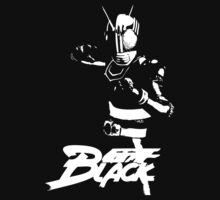 Kamen Rider Black by gailkun