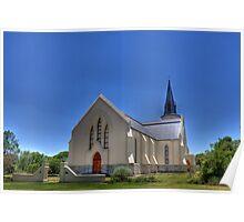 Dutch Reformed Church - Lydenburg Poster
